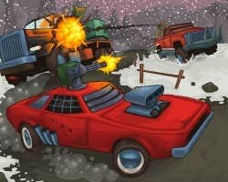 Play Road Of Fury 2