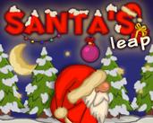 Play Santa's leap
