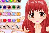 Play Melody Girl Dressup