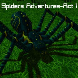 Play Spiders Adventures - Act I
