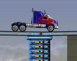 Play Optimus Crossing Bridge