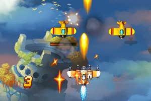 Play Fighter War