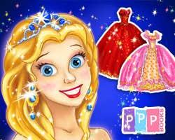 Play Cinderella Dress Up