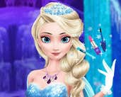 Play Elsa Stylish Makeover