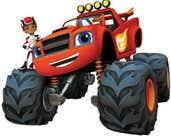 Play Blaze Monster Truck Puzzle