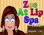 Play Zoe at Lip Spa