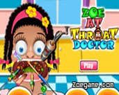 Play Zoe at Throat Doctor