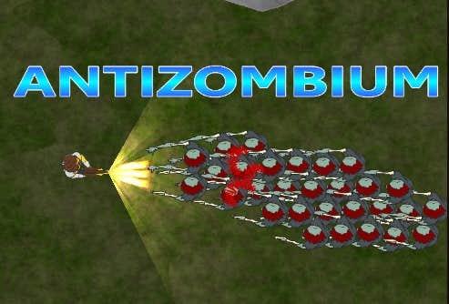 Play AntiZombium