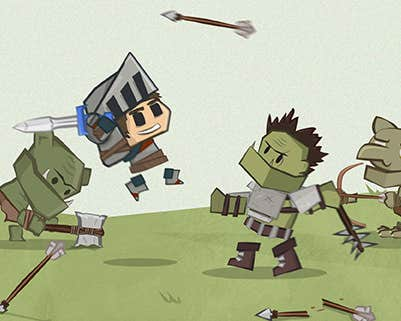 Play 100 Orcs