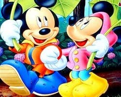Play Mickey and Sister Adventure