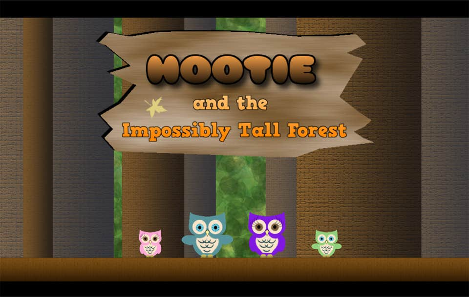 Play Hootie and the Impossibly Tall Forest