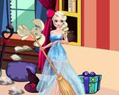 Play Elsa Clean Room 2