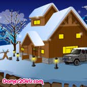 Play Design Your Winter Cabin