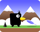 Play Parachute Bird