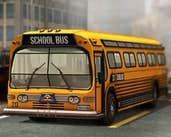 Play 3D Parking School Bus Mania