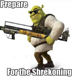 Play Shrek Defense