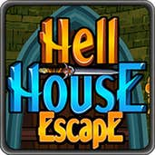 Play Hell House Escape