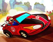 Play Super Mario Drift