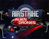 Play Air Strike Alien Drones
