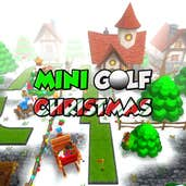 Play Mini Golf Christmas
