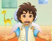 Play Diego Tooth Problems
