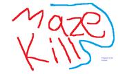 Play Maze Kill