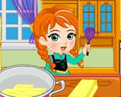 Play Princess Anna Easter Treats