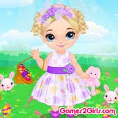 Play Easter Baby Dress Up
