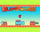Play FLAPPY BOUNCE