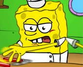 Play Spongebob Restaurant