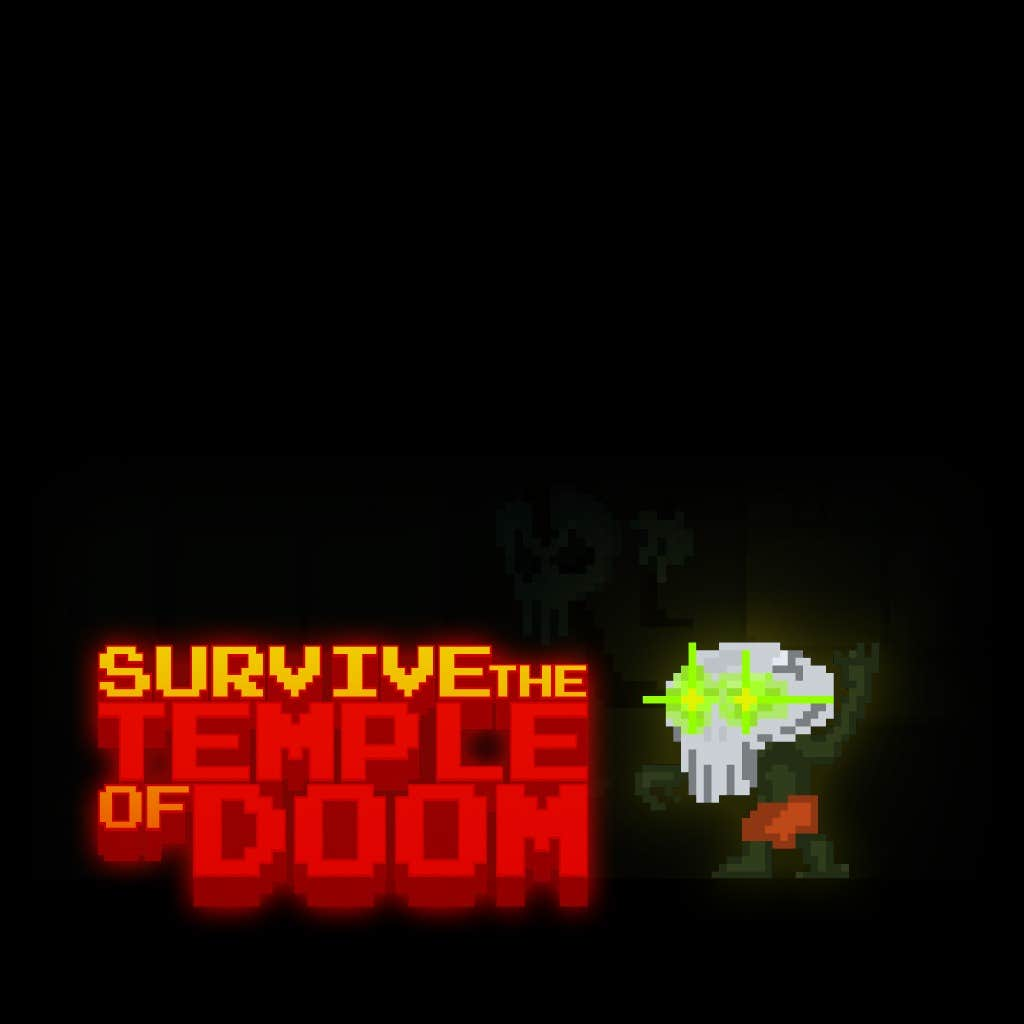 Play Survive the temple of Doom