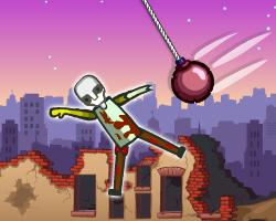 Play  Zombie Demolisher 2
