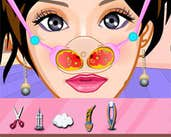 Play Candice Nose Doctor
