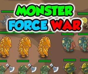 Play Monster Force War