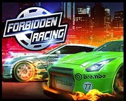 Play Forbidden Racing