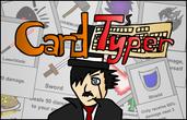 Play Card Typer