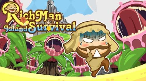 Play Rich Man Island Survival