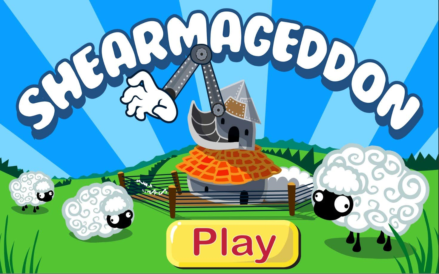 Play Shearmageddon