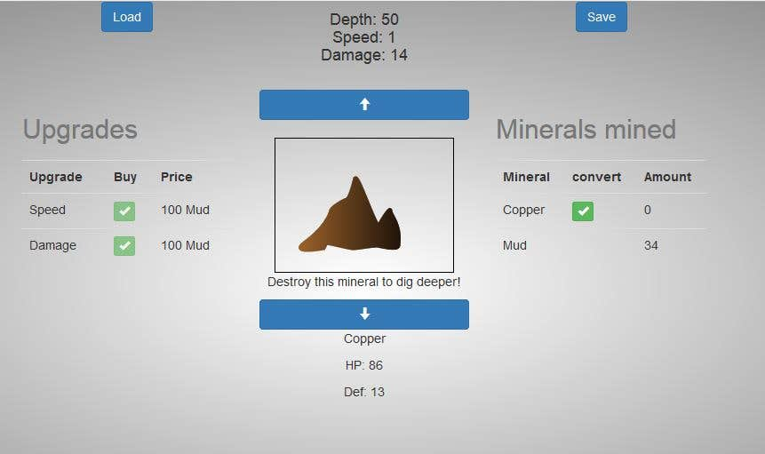 Play Idle Mineral Miner