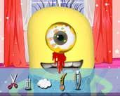 Play Minion Eye Problems