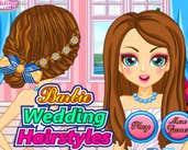 Play Barbie Wedding Hairstyles