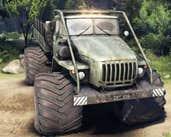 Play Ural Truck Jigsaw