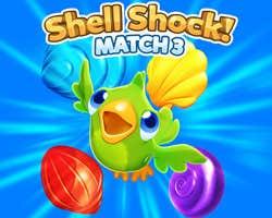 Play Shellshock Match 3
