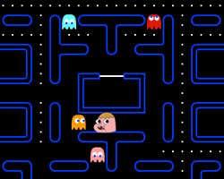 Play Clarence Pac Man