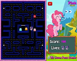 Play My Little Pony Pac-Man