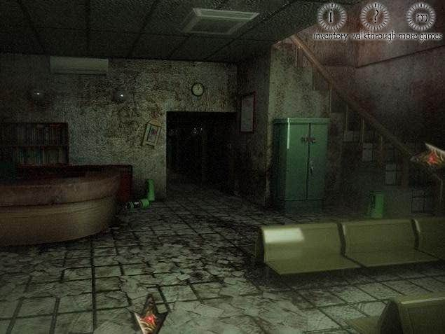 Play Old Hospital Escape