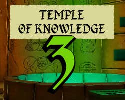 Play Temple of Knowledge 3