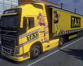 Play Truck Taxi Jigsaw