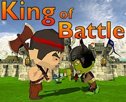 Play King of Battle: Idle Castle Adventure Game