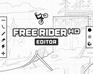 Play Free Rider HD Editor